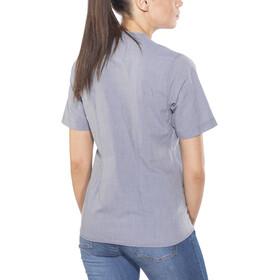 Tatonka Cormac Camisa Manga Corta Mujer, sapphire blue